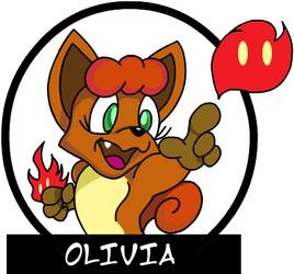Olivia the Vulpux