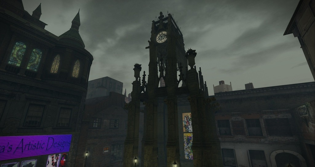 crux dark citadel a dormant city