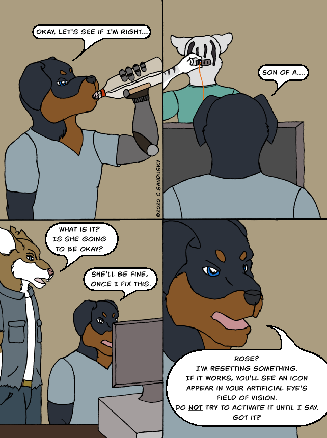 Not What I Was - Page 60