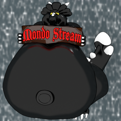 Mondo's Streaming Sign