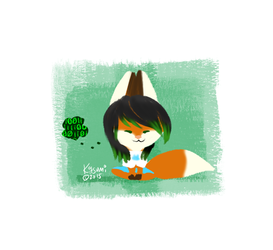 Meditation by Kitsumi