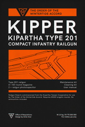 Kipper requisition
