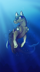 -a good title for an underwater picture-