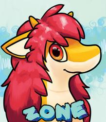 Con Badge for Zone
