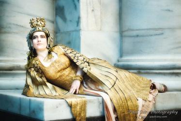 Cleopatra Reclined