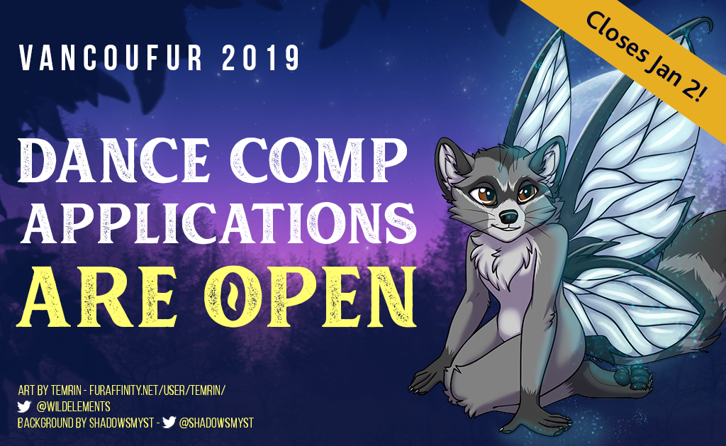 Most recent image: Dance Competition Signup is open!