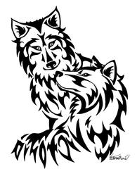 Tattoo Design: Un Lagame Speciale