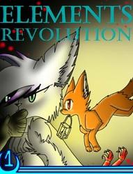 Elements Revolution Volume 1 cover