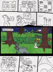 Az and Angel's Pokemon Journey P8