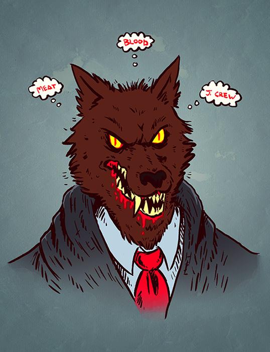 menswere wolf