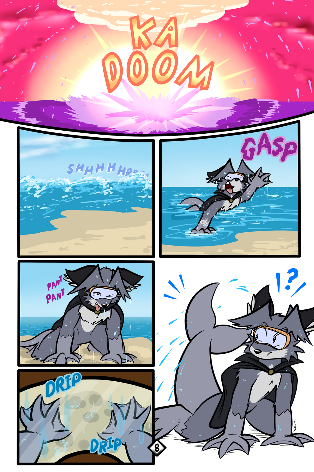 Dolphin Solution, page 8