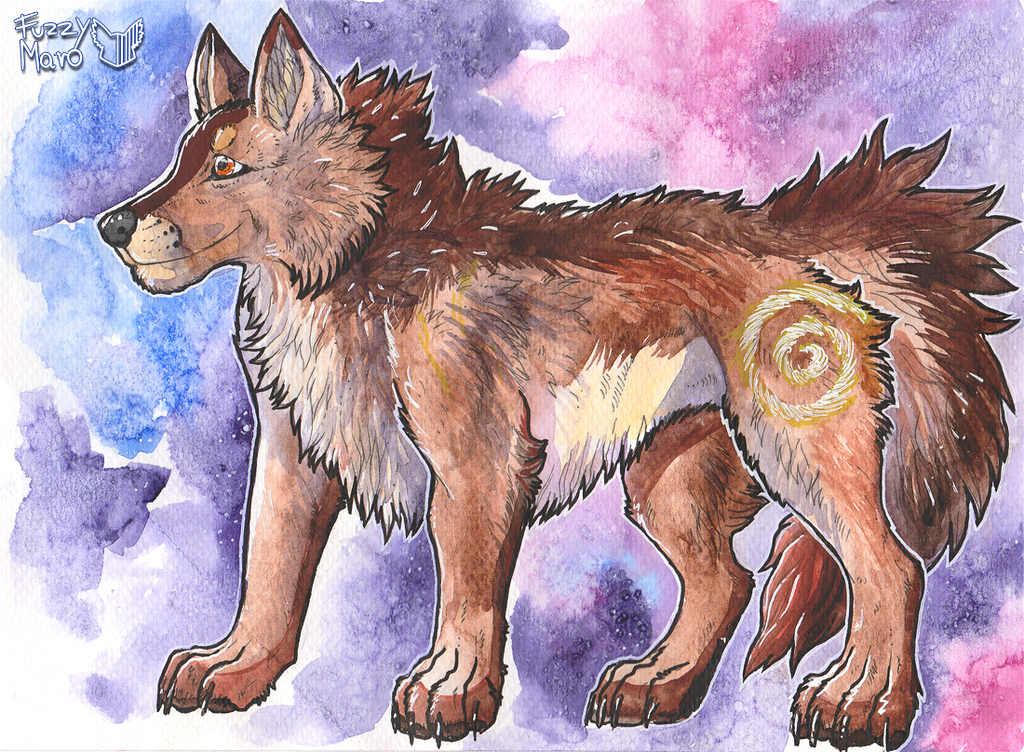 Art Fight-the wolf
