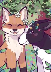 [P] Fox & Cow