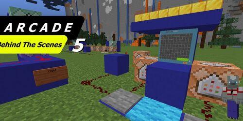 Arcade Behind The Scenes 5