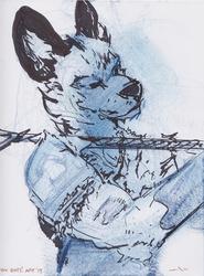Sketchbook Sketch by Stigmata