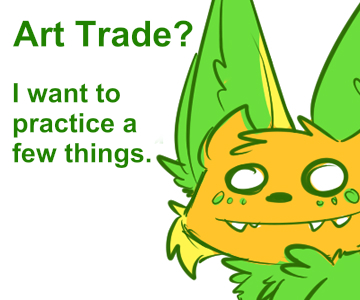 Featured image: Art Trades [Sketches OPEN]
