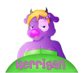 Kerrigan Badge