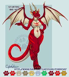 Dragoness Adoptable Starting Bid $65