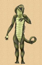 Greetings My Name Is Cobra Anthro ^^