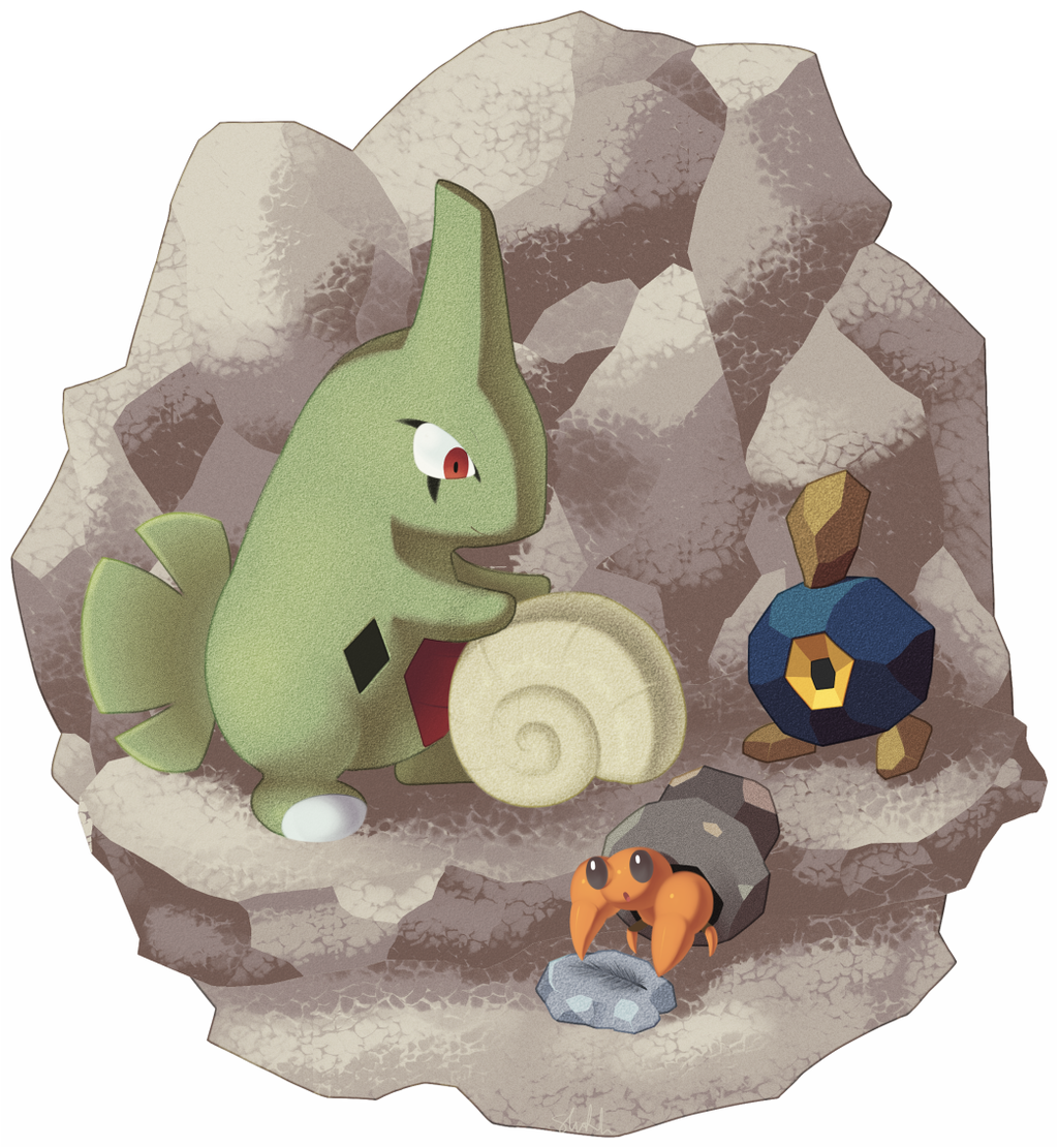 Pokemon Daily 11: Rock