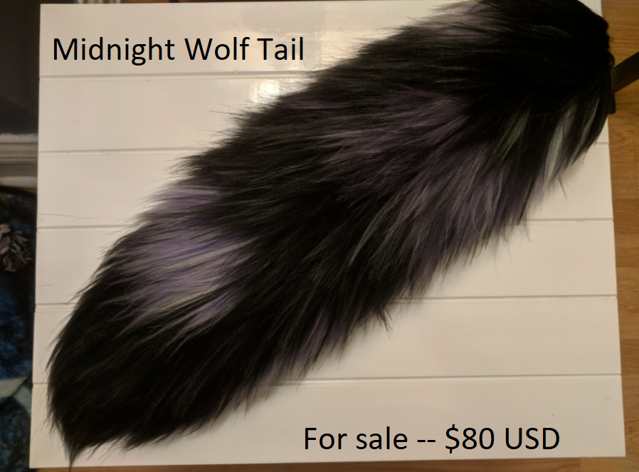 Most recent image: Midnight Howler -- FOR SALE $80