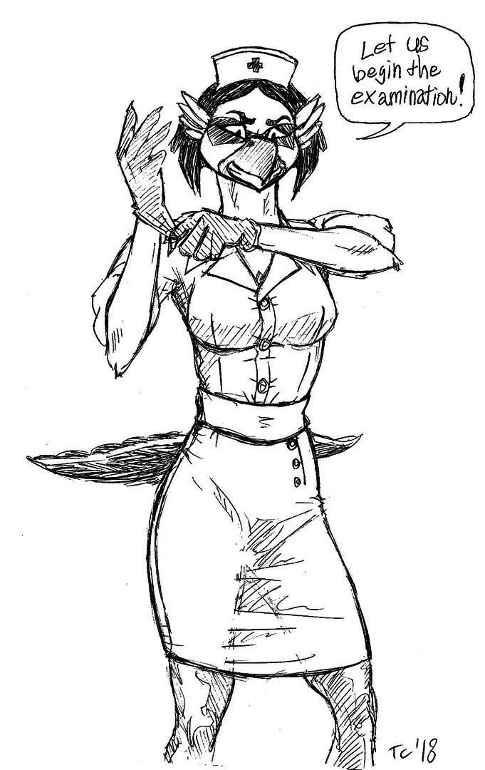 Nurse Viktoria