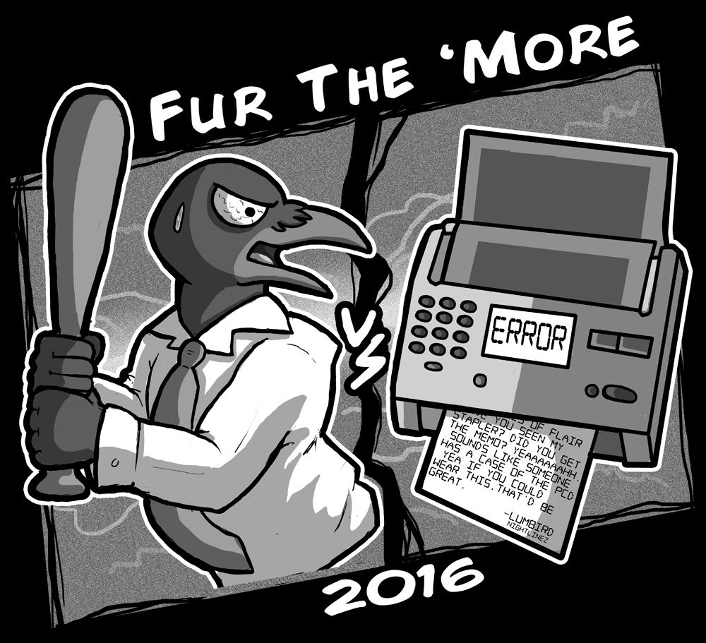 Fur The 'More Secret Shirt!