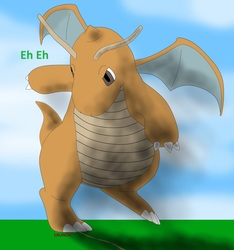 Giant Dragonite 2