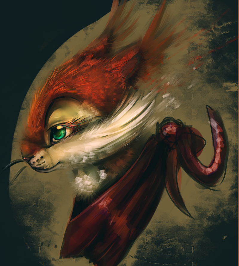 Most recent image: Speed Painting Practice : Cowboy Squirrel