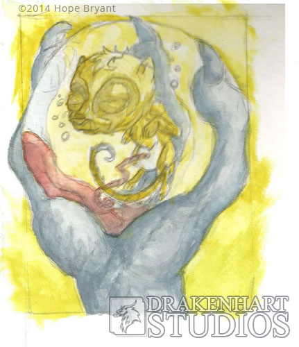 WIP Unborn Globe Trade