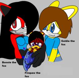::CE:: The Mega Fox Family