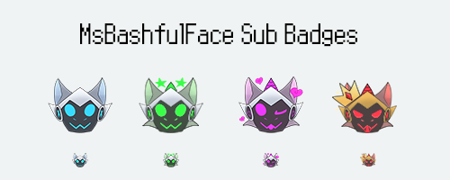 Most recent image: [twitch] sub badges