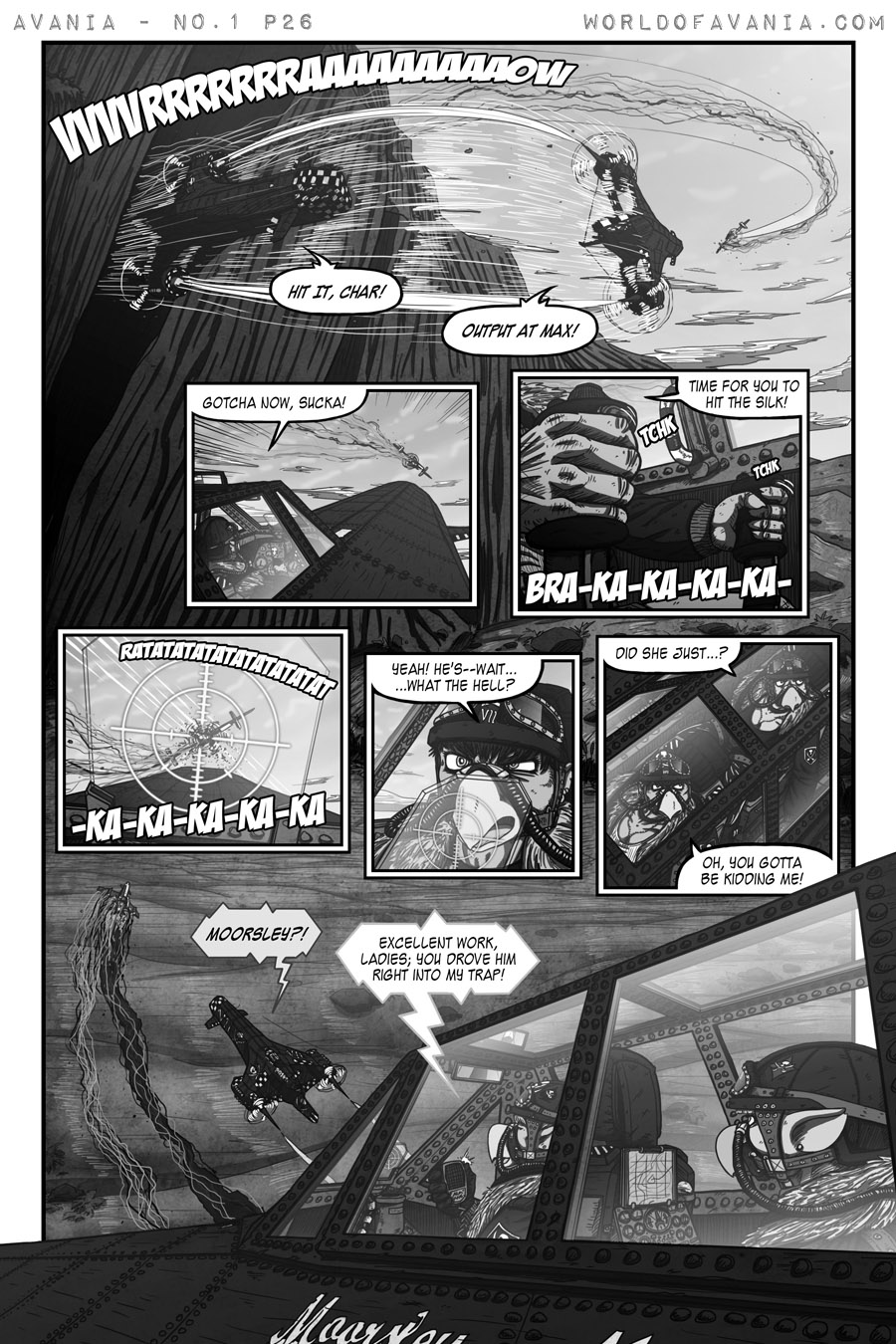 Avania Comic - Issue No.1, Page 26