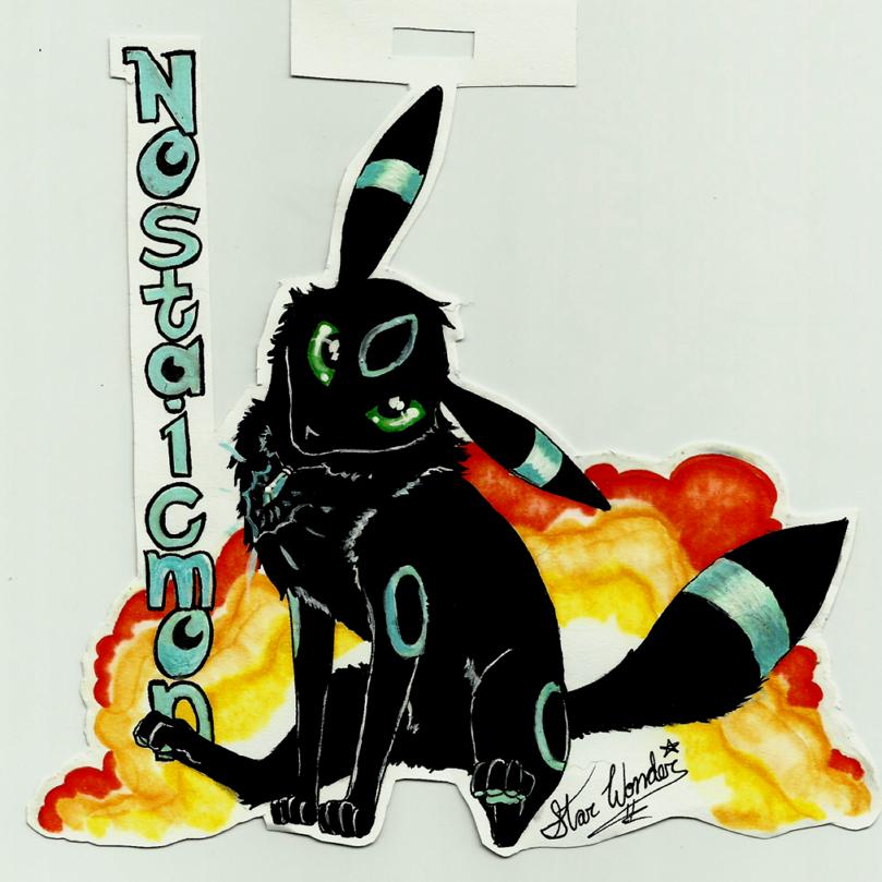 Most recent image: Nostalgicmon