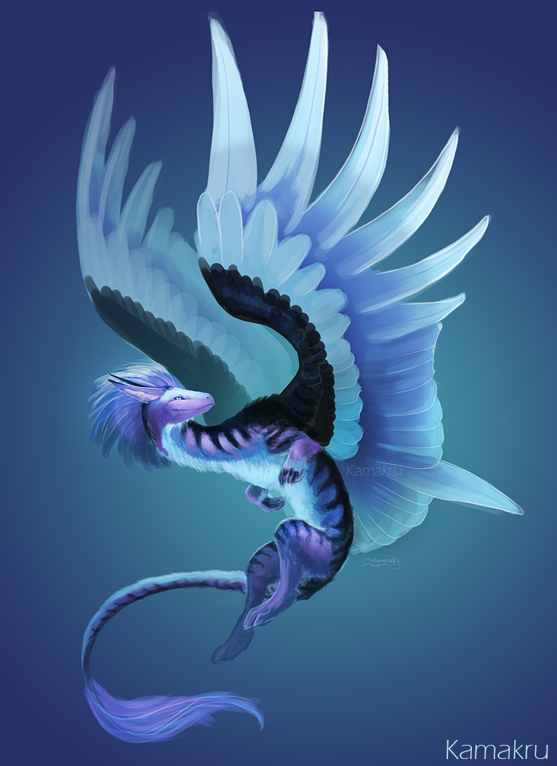 Sketch stream - Painted for dragons225