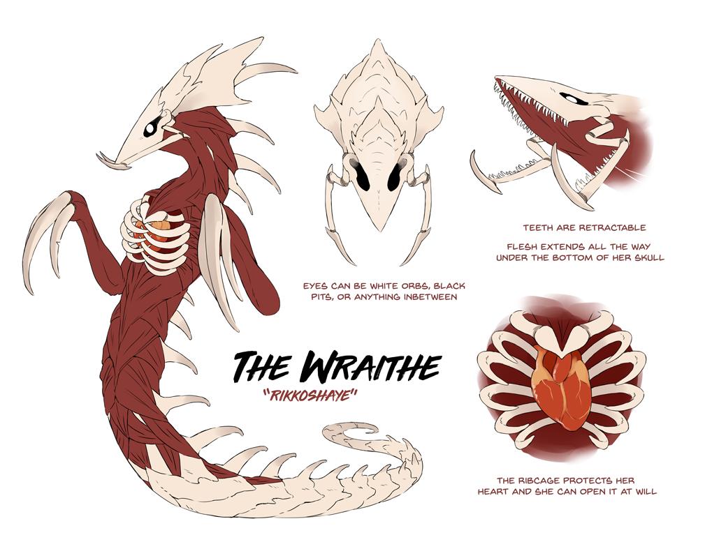 The Wraithe