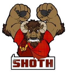 Badge: Smash-It Shoth