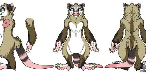 Opossum Design Trade!