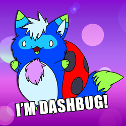 I'M DASHBUG!