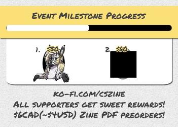 CSZ I7 Event 1 Milestone 1