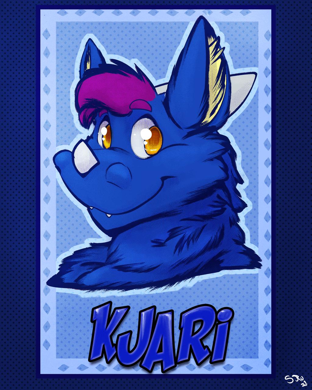 Kjari badge
