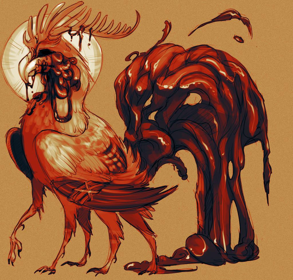 [c] My Demon, My Angel, My Chicken