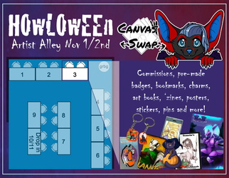 Howl AA Table 3! PREORDERS OPEN