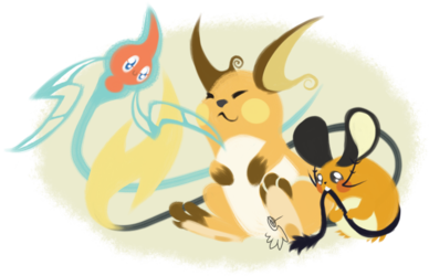 Pokeddexy Challenge day 4: Electric