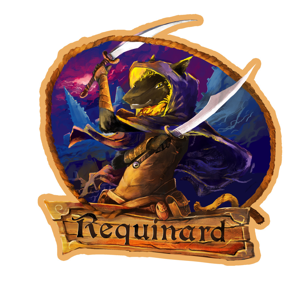 Badge - Requinard