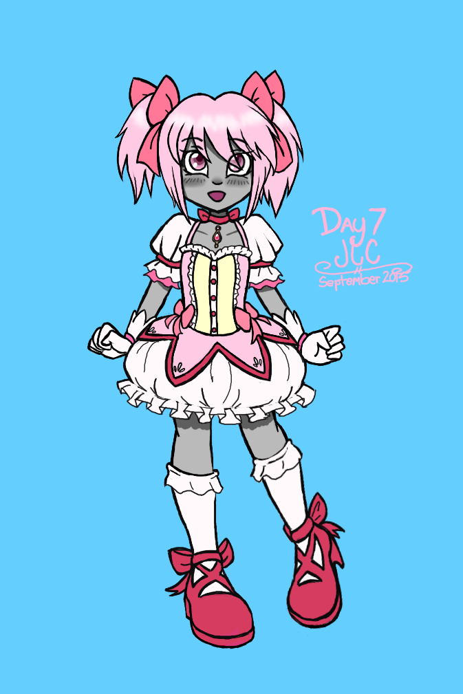 OC Art R2 7 - Madoka Junior