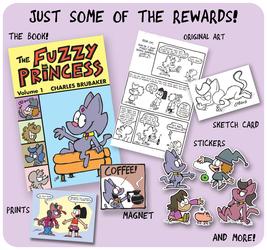 Kickstarter Reward Highlights