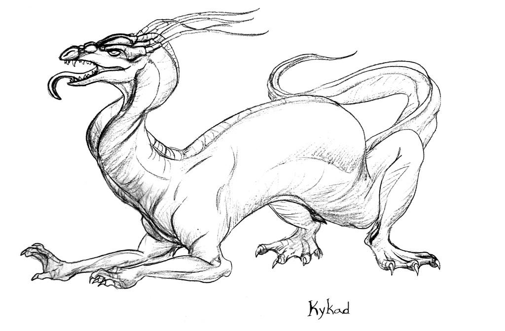 Kykad Sketch