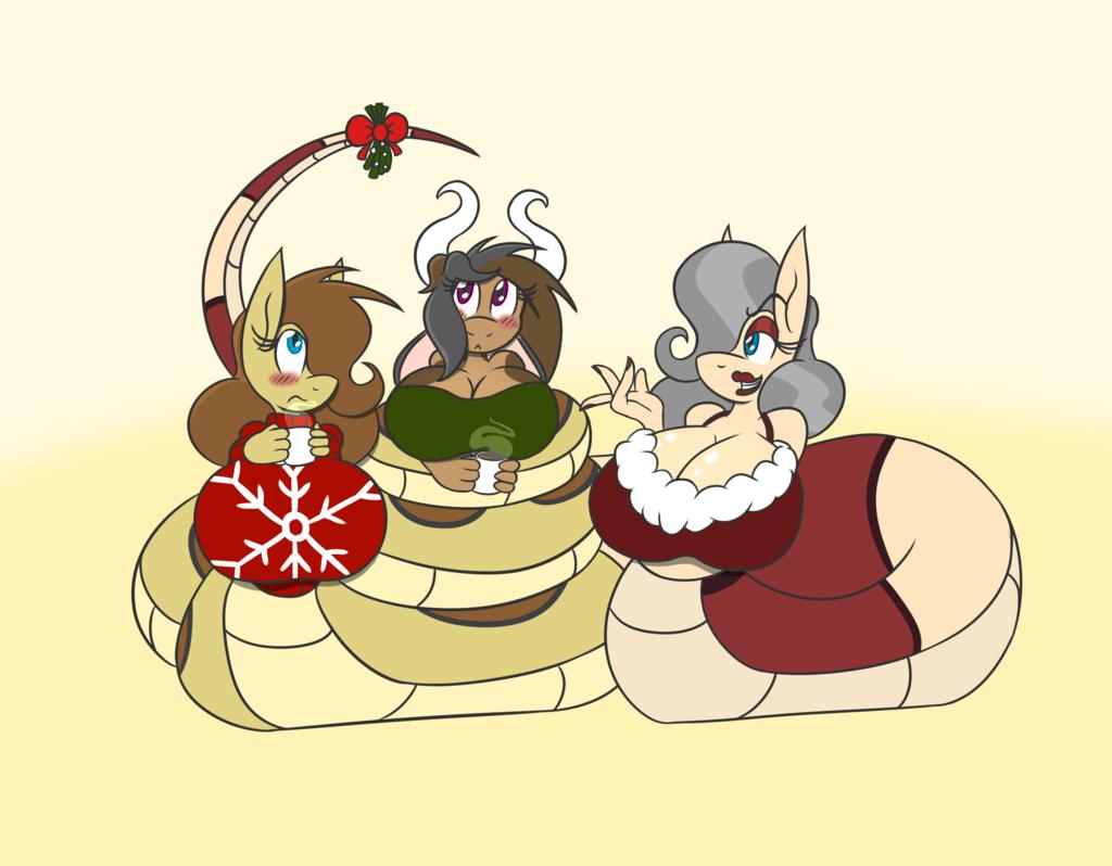 Holiday Boobs 2016