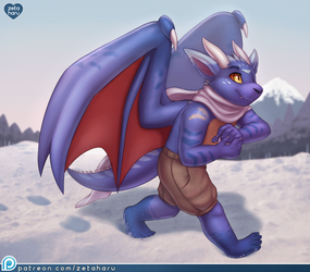Ready For A Snowball Fight